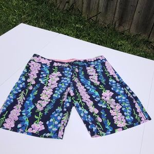 Floral shorts by Lilly Pulitzer